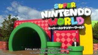 Super Nintendo World terá parque temático em 2021