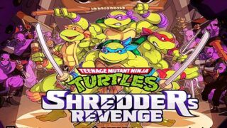 Teenage Mutant Ninja Turtles: Shredder's Revenge,TMNT está de volta